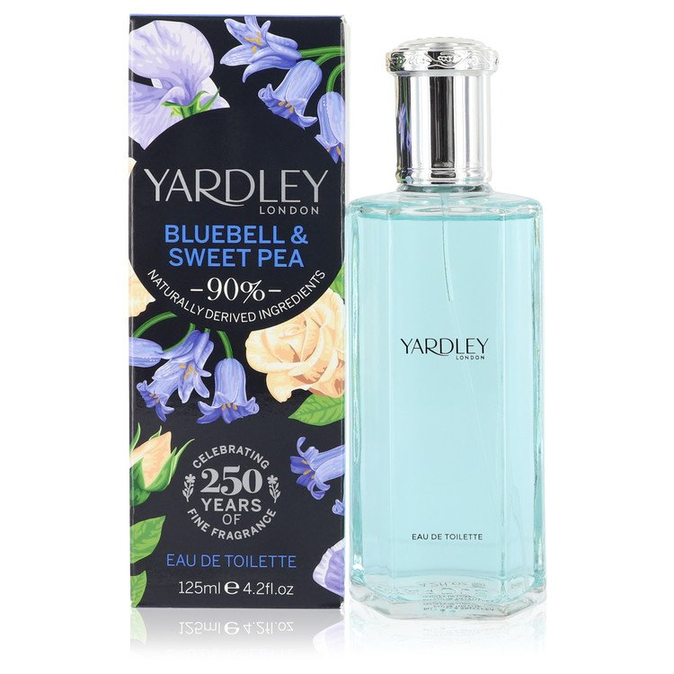 Yardley Bluebell & Sweet Pea by Yardley London Women's Moisturizing Body Mist 6.8 oz
