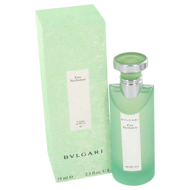 Bvlgari Eau Parfumee (green Tea) Perfume 75 ml Cologne for Women