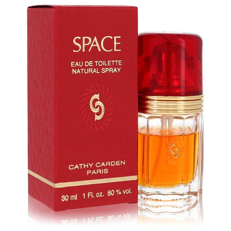 SPACE by Cathy Cardin Eau De Toilette Spray 1 oz for Women