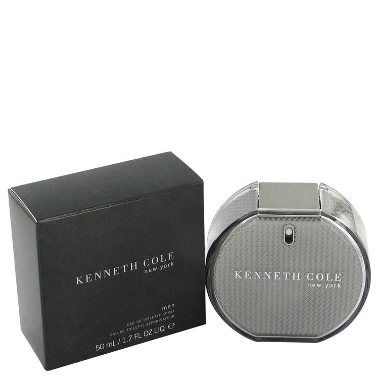 Kenneth Cole by Kenneth Cole for Men Eau De Toilette Spray 3.4 oz