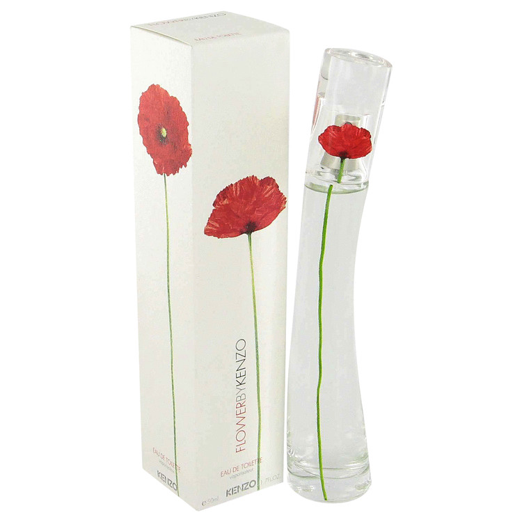 Kenzo Flower by Kenzo Women's Eau De Toilette Spray (unboxed) 3.4 oz