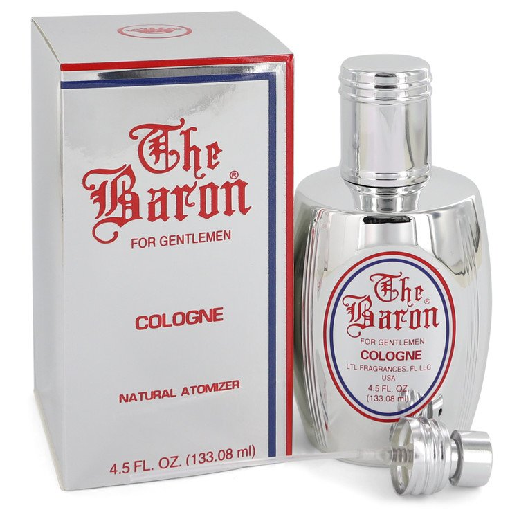 The Baron Cologne by Ltl 4.5 oz Cologne Spray for Men