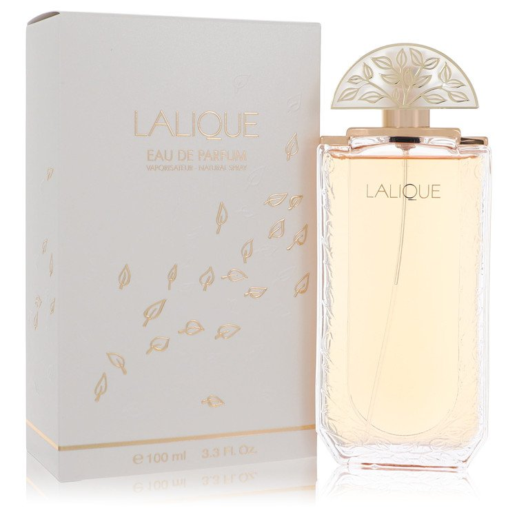 Lalique for Women, Gift Set (3.3 oz EDT Spray + 1.7 oz Body Gel + 1.7 oz Body Cream)