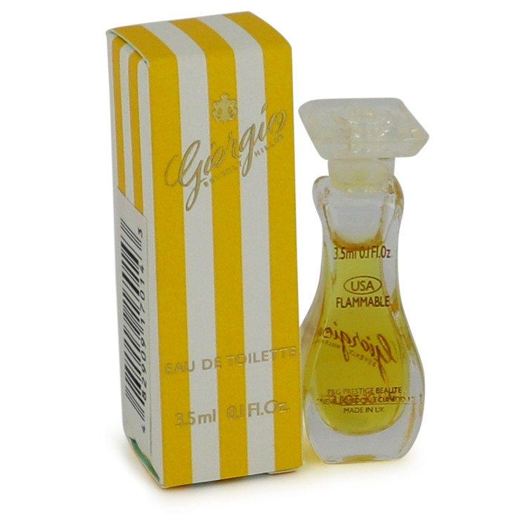 Giorgio by Giorgio Beverly Hills – Mini EDT 4 ml for Women