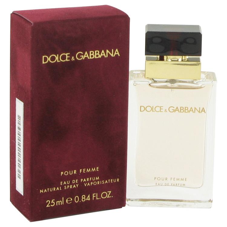 Dolce & Gabbana Pour Femme by Dolce & Gabbana Women's Eau De Parfum Spray .85 oz