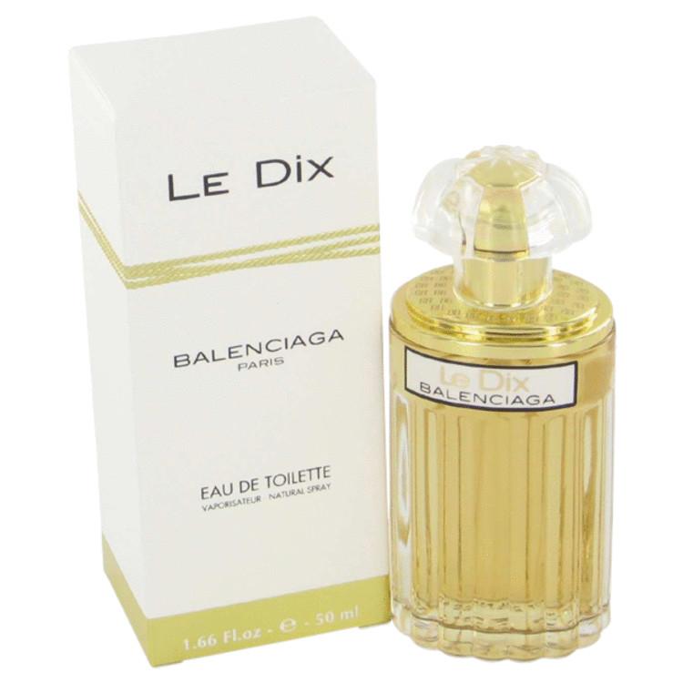 Le Dix Perfume by Balenciaga 100 ml Eau De Toilette Spray for Women
