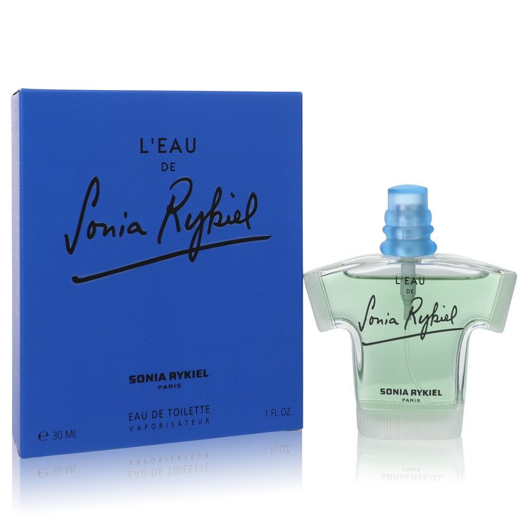 L'eau D' Sonia Rykiel Perfume 1.7 oz EDP Spray (Blue) for Women