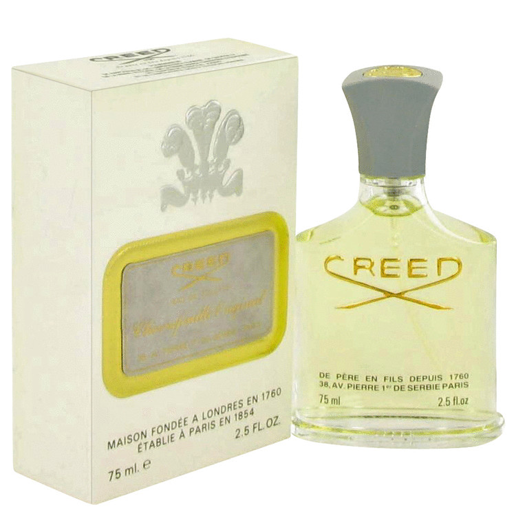 Chevrefeuille Original Cologne by Creed 75 ml EDT Spay for Men