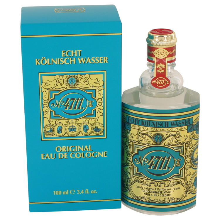 4711 by Muelhens for Men Eau De Cologne (Unisex) 3.3 oz