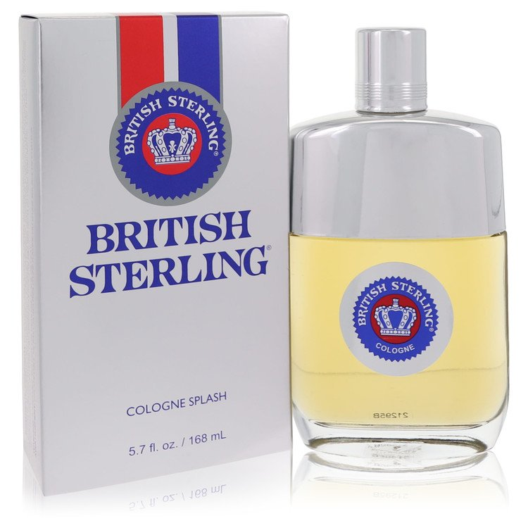 BRITISH STERLING by Dana for Men Cologne 5.7 oz