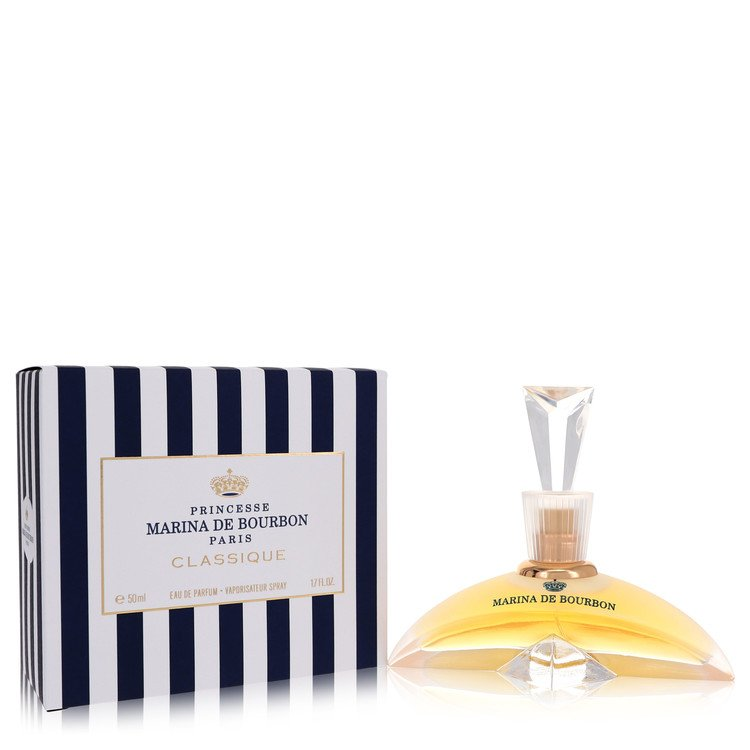 Marina De Bourbon Gift Set -- Gift Set - 3.3 oz Eau De Parfum Spray + 5 oz Body Lotion for Women