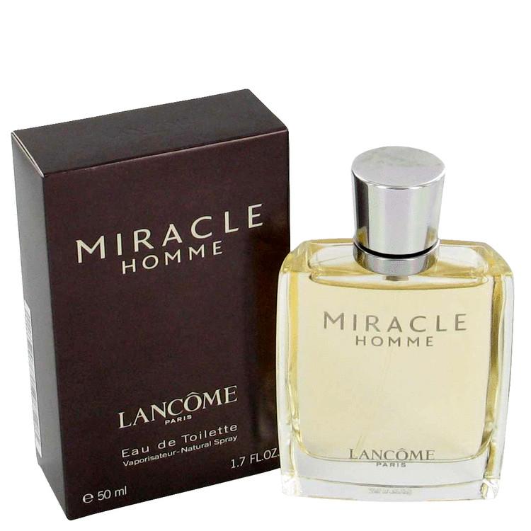 Miracle for Men, Gift Set (1.7 oz EDT Spray + 1.7 oz Body Lotion)