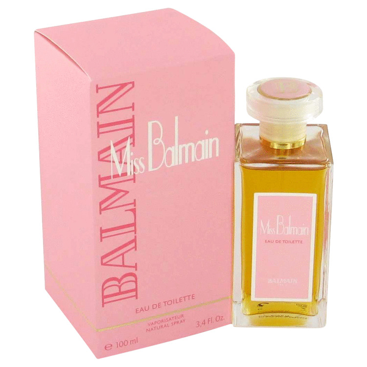 Miss Balmain Perfume by Pierre Balmain 50 ml EDT Spay for Women