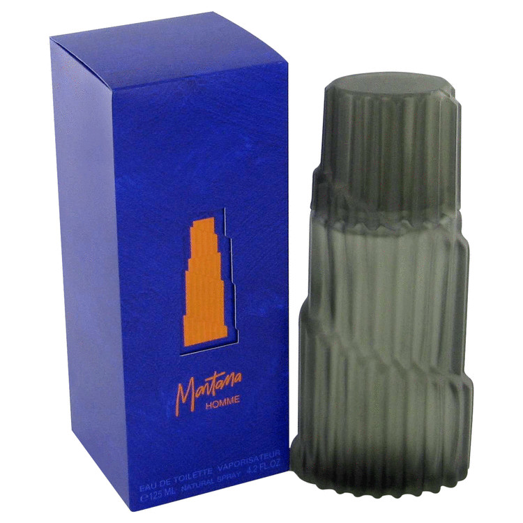 Montana Cologne by Montana 125 ml Eau De Toilette Spray for Men