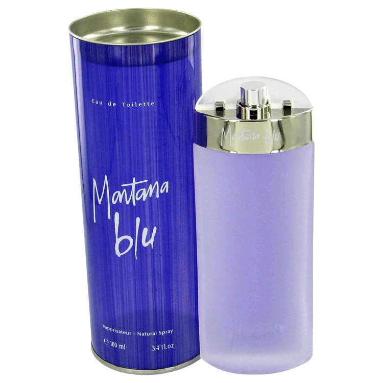 Montana Blu Perfume by Montana 30 ml Eau De Toilette Spray for Women