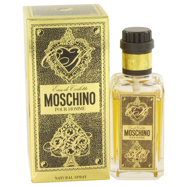 Moschino Cologne by Moschino 125 ml Eau De Toilette Spray for Men