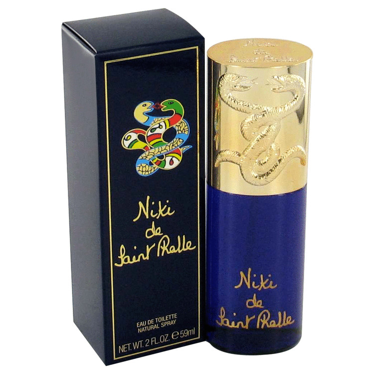 Niki De Saint Phalle Gift Set -- Gift Set - 1 oz Eau De Toilette Spray.+ 4 oz Body Lotion for Women