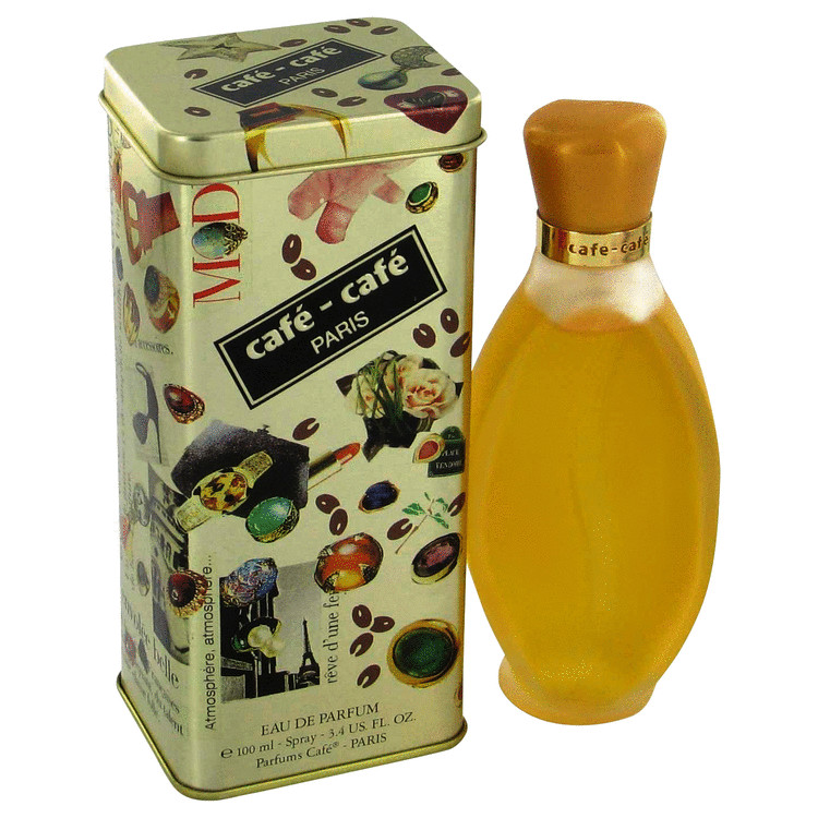 Café - Café Perfume by Cofinluxe 100 ml EDT Spay for Women