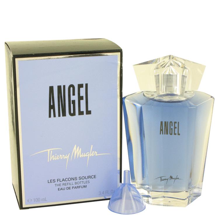 Angel Perfume 104 ml Eau De Parfum Refill (Box Slightly Damaged) for Women