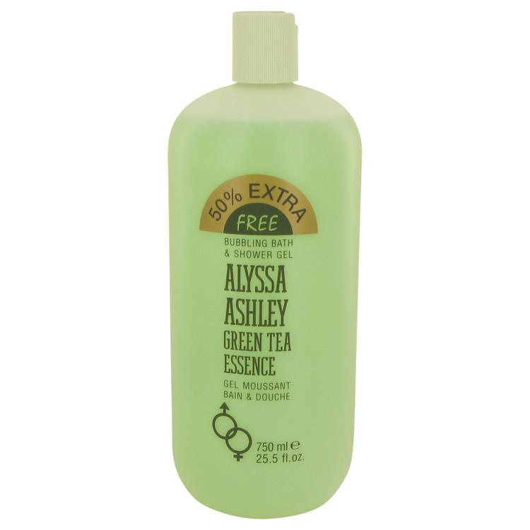 Alyssa Ashley Green Tea Essence by Alyssa Ashley for Women Shower Gel 25.5 oz
