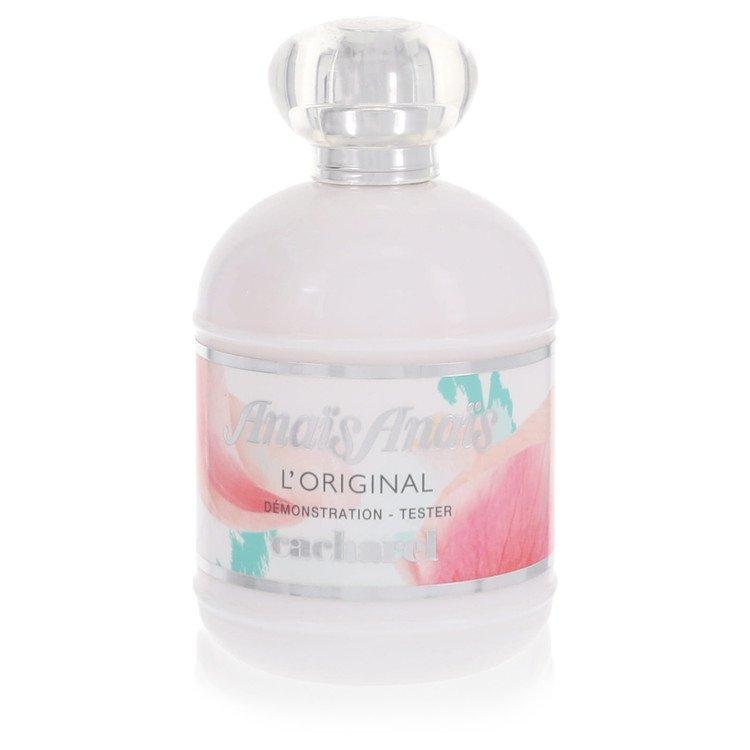Anais Anais Perfume by Cacharel 3.4 oz EDT Spray(Tester) for Women