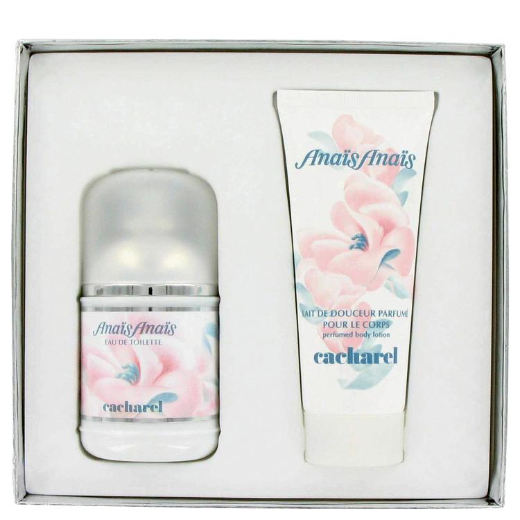 Anais Anais for Women, Gift Set (3.4 oz EDT Spray + 3.4 Body Lotion)