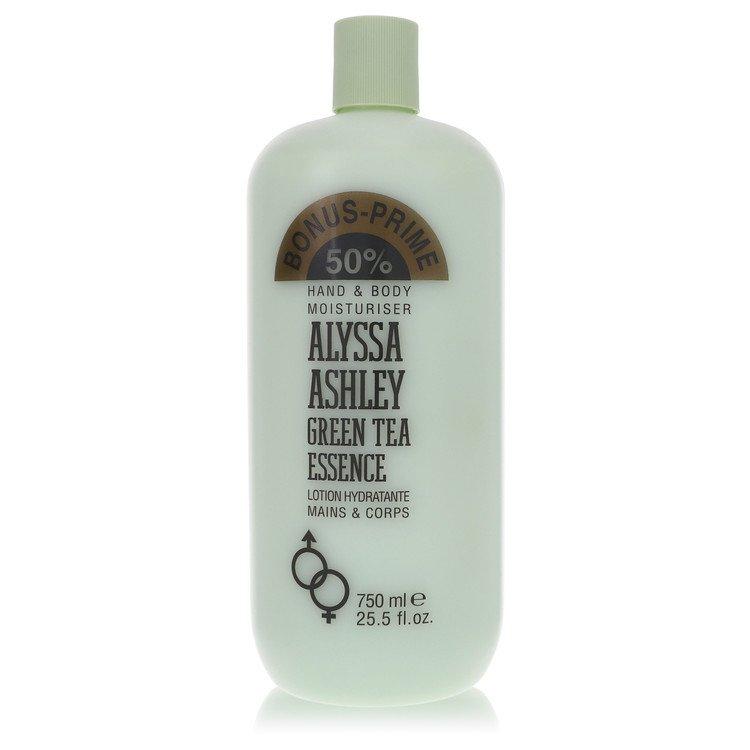 Alyssa Ashley Green Tea Essence by Alyssa Ashley for Women Body Lotion 25.5 oz