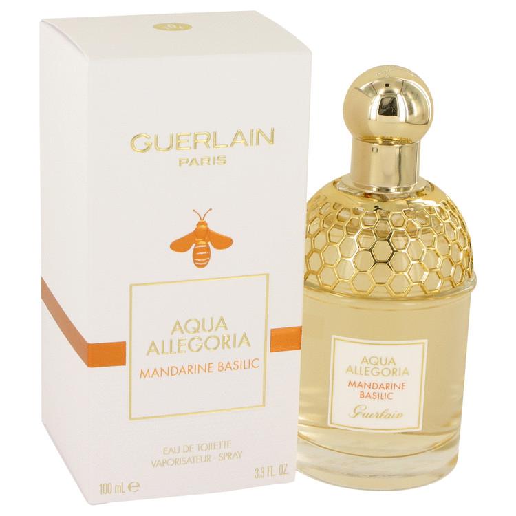 Aqua Allegoria Mandarine Basilic Perfume 3.3 oz EDT Spay for Women