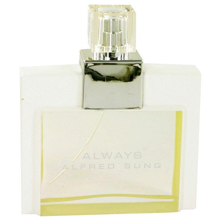 Always Alfred Sung Perfume 3.4 oz EDP Spray (unboxed) for Women