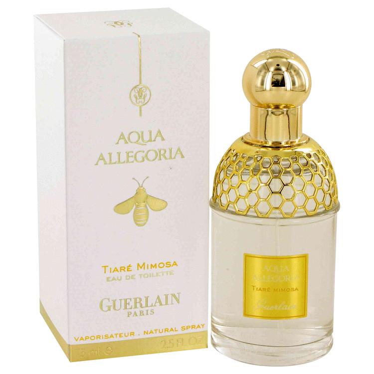 Aqua Allegoria Tiare Mimosa Perfume 2.5 oz EDT Spay for Women