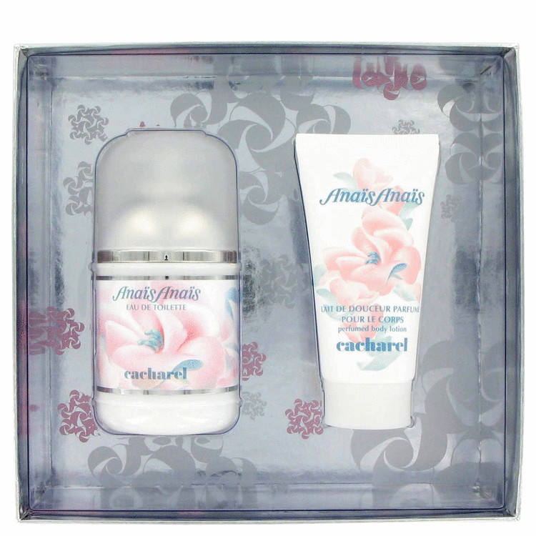 Anais Anais Gift Set -- Gift Set - 3.4 oz Eau De Toilette Spray + 1.7 oz Body Lotion for Women