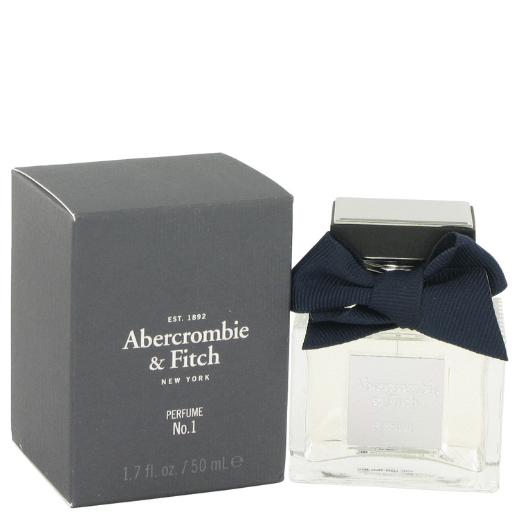 Abercrombie & Fitch No. 1 Perfume 50 ml EDP Spay for Women