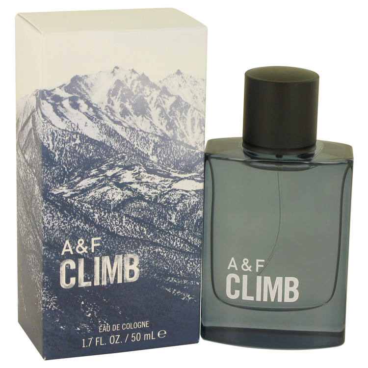 Abercrombie Climb Cologne 50 ml Eau De Cologne Spray for Men