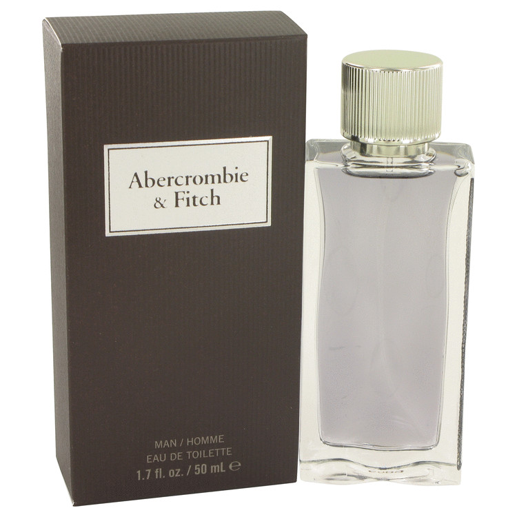 First Instinct Cologne by Abercrombie & Fitch 50 ml EDT Spay for Men