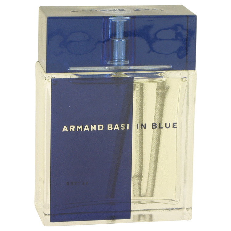 Armand Basi In Blue Cologne 100 ml EDT Spray(Tester) for Men