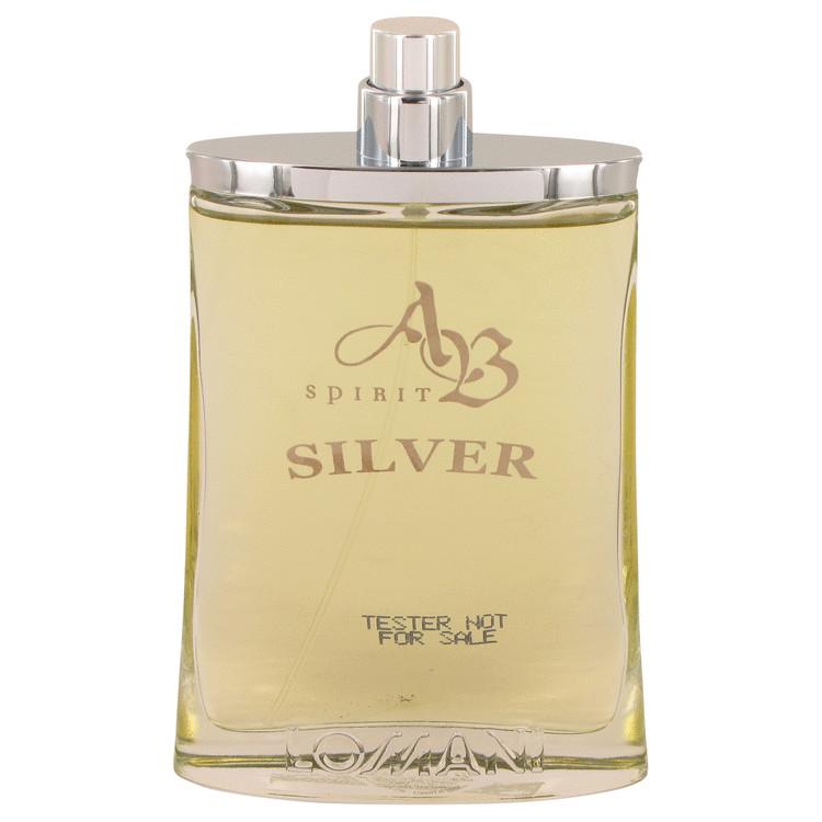 Ab Spirit Silver Cologne by Lomani 100 ml EDT Spray(Tester) for Men