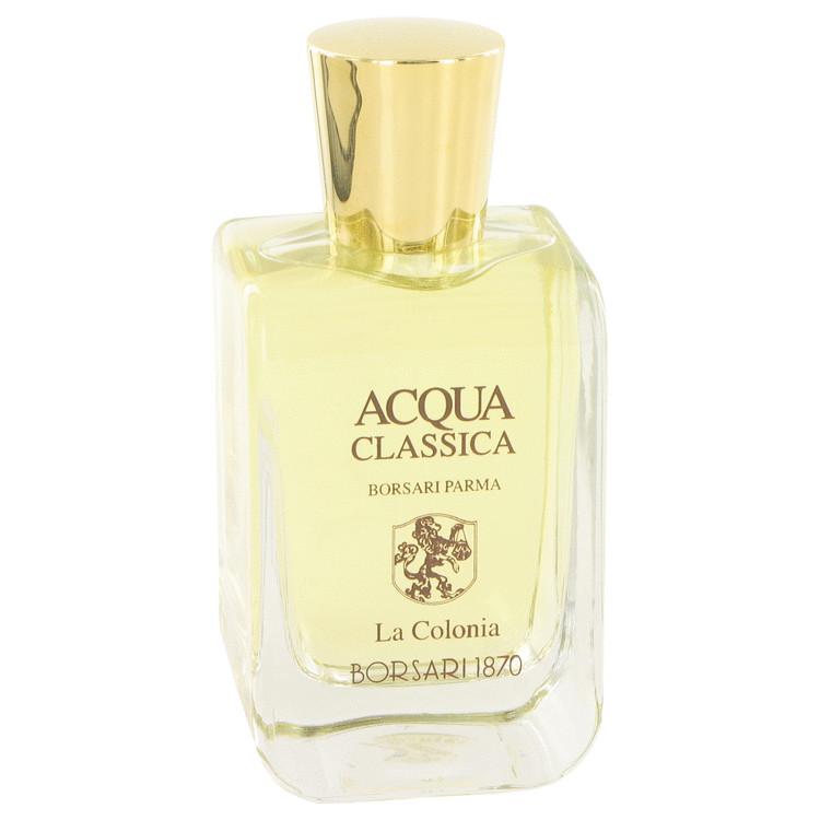 Acqua Classica Cologne 3.4 oz EDC Spray (unboxed) for Men