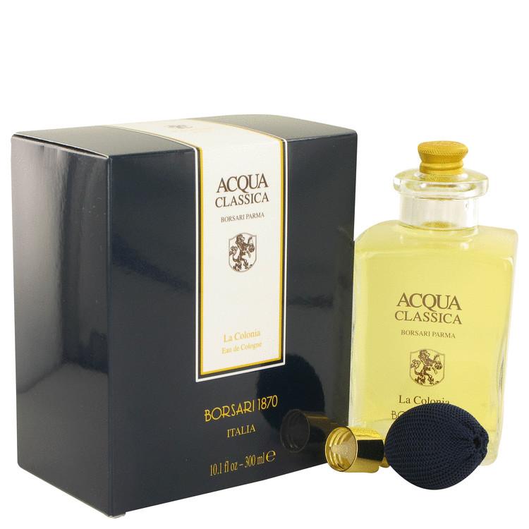 Acqua Classica Cologne 299 ml Eau De Cologne with Sprayer for Men