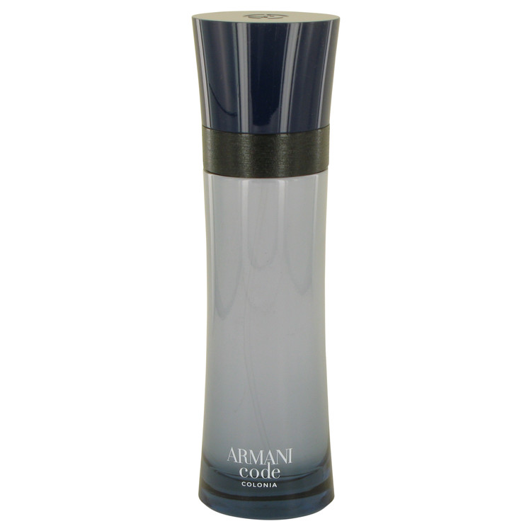 Armani Code Colonia by Giorgio Armani Men's Eau De Toilette Spray (unboxed) 4.3 oz