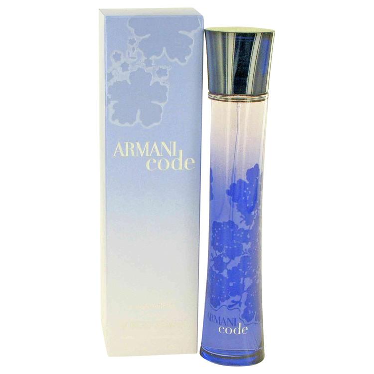 Armani Code Perfume by Giorgio Armani 75 ml EDT Spay for Women