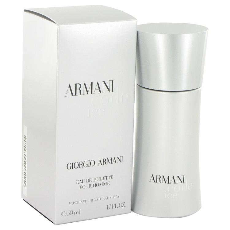 Armani Code Ice Cologne by Giorgio Armani 50 ml EDT Spay for Men
