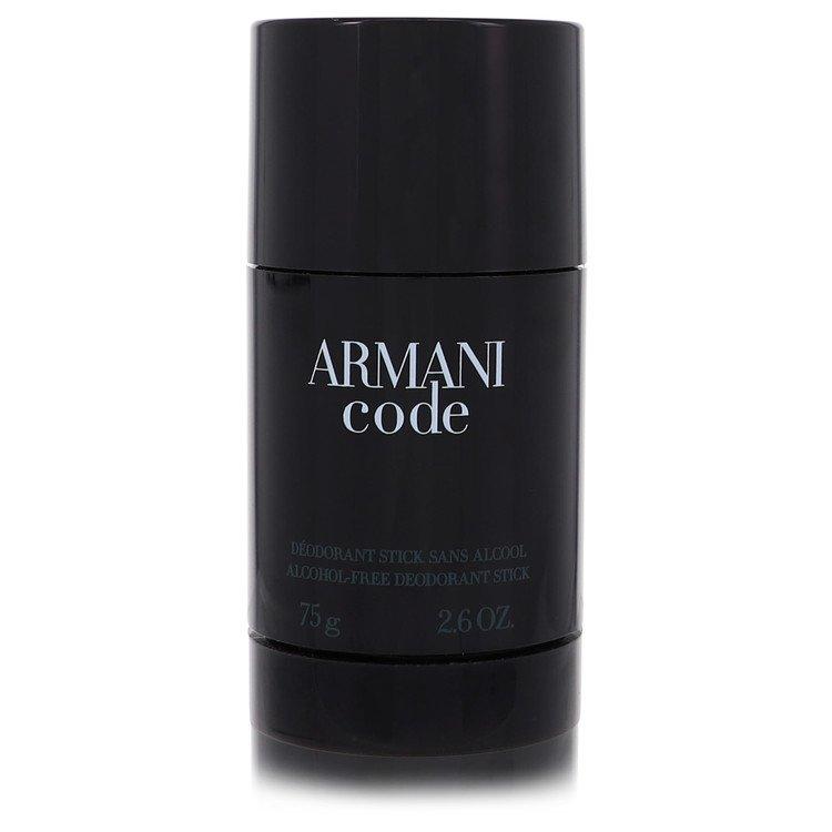Armani Code Deodorant by Giorgio Armani 2.6 oz Deodorant Stick for Men