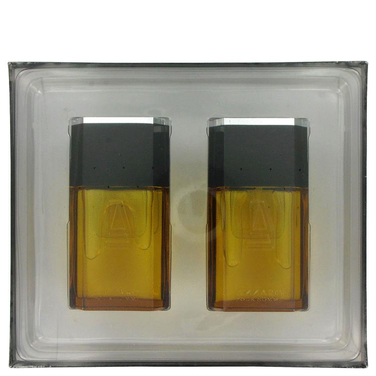 Azzaro Gift Set -- Gift Set - 3.4 oz Eau De Toilette Spray + 3.4 oz After Shave Lotion for Men