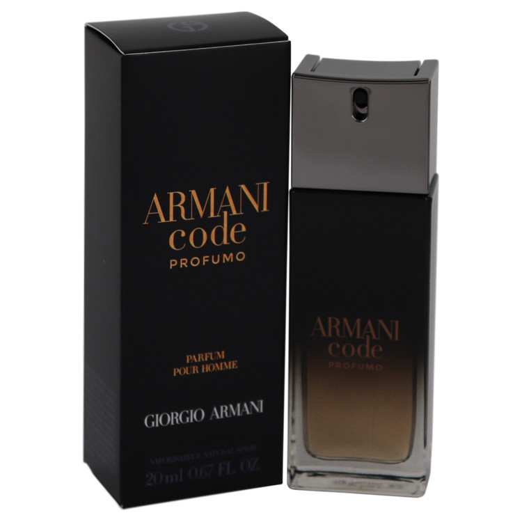 Armani Code Profumo by Giorgio Armani for Men Eau De Parfum Spray .67 oz