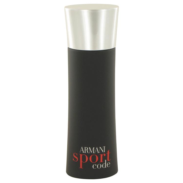 Armani Code Sport Cologne 75 ml EDT Spray(Tester) for Men