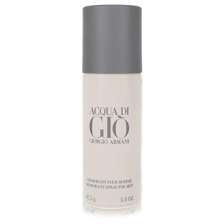 ACQUA DI GIO by Giorgio Armani for Men Deodorant Spray (Can) 3.4 oz