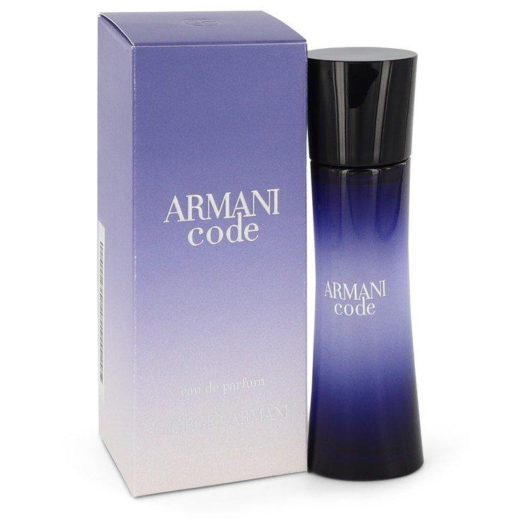 Armani Code by Giorgio Armani for Women Eau De Parfum Spray 1 oz