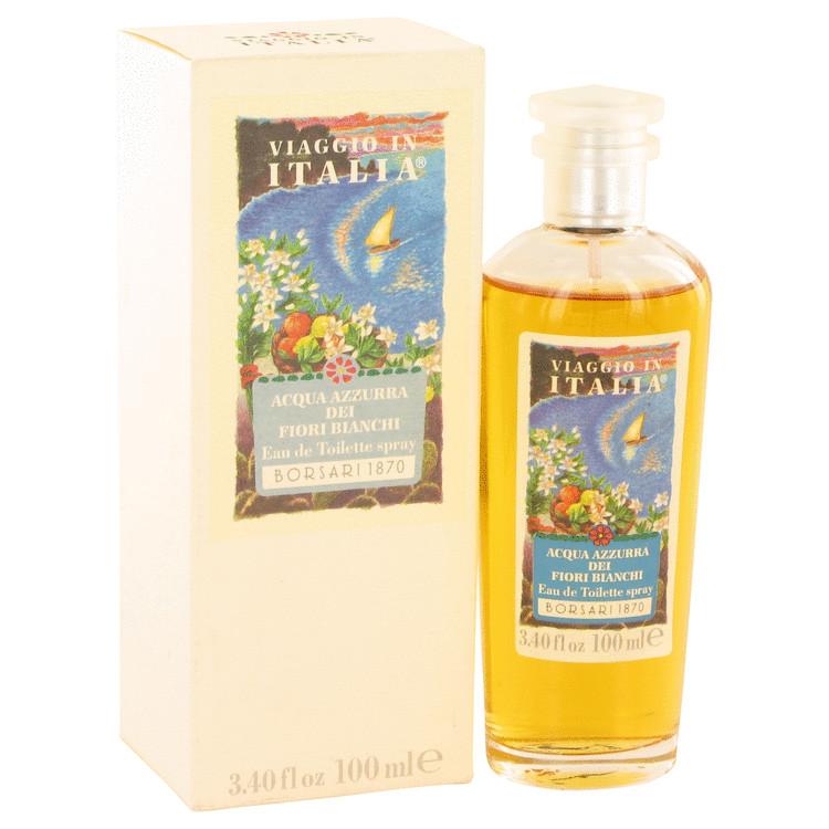 Acqua Azzurra Del Fiori Bianchi Perfume 100 ml EDT Spay for Women