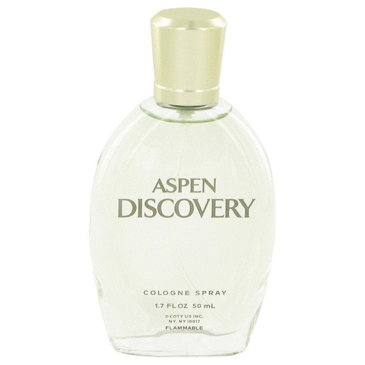 Aspen Discovery Cologne by Coty 50 ml Cologne Spray (unboxed) for Men