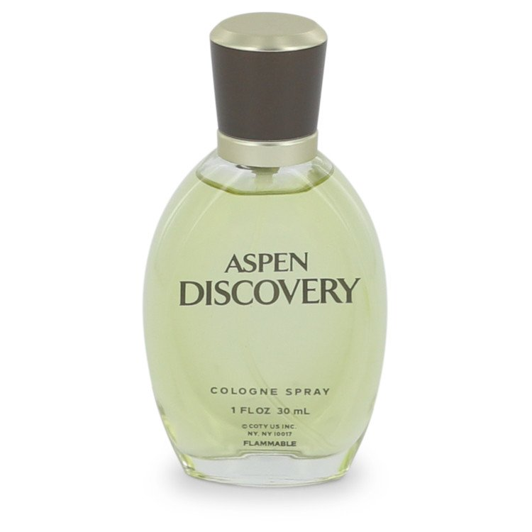 Aspen Discovery Cologne by Coty 30 ml Cologne Spray (unboxed) for Men